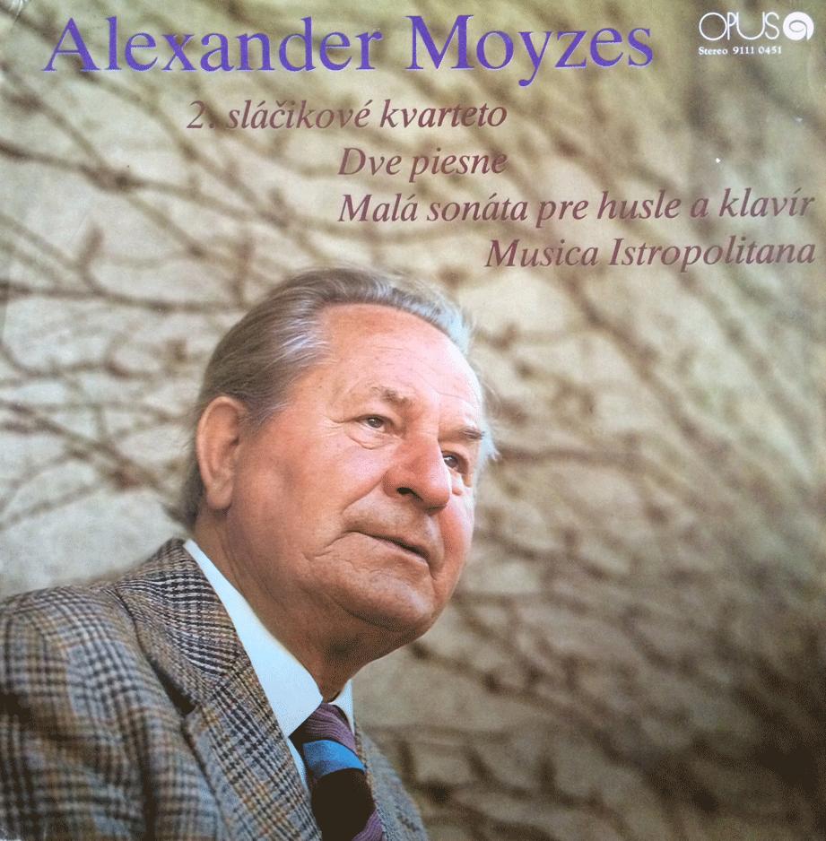 ALEXANDER MOYZES