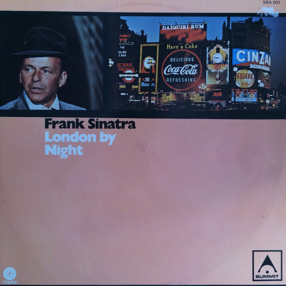 LONDON BY NIGHT - FRANK SINATRA