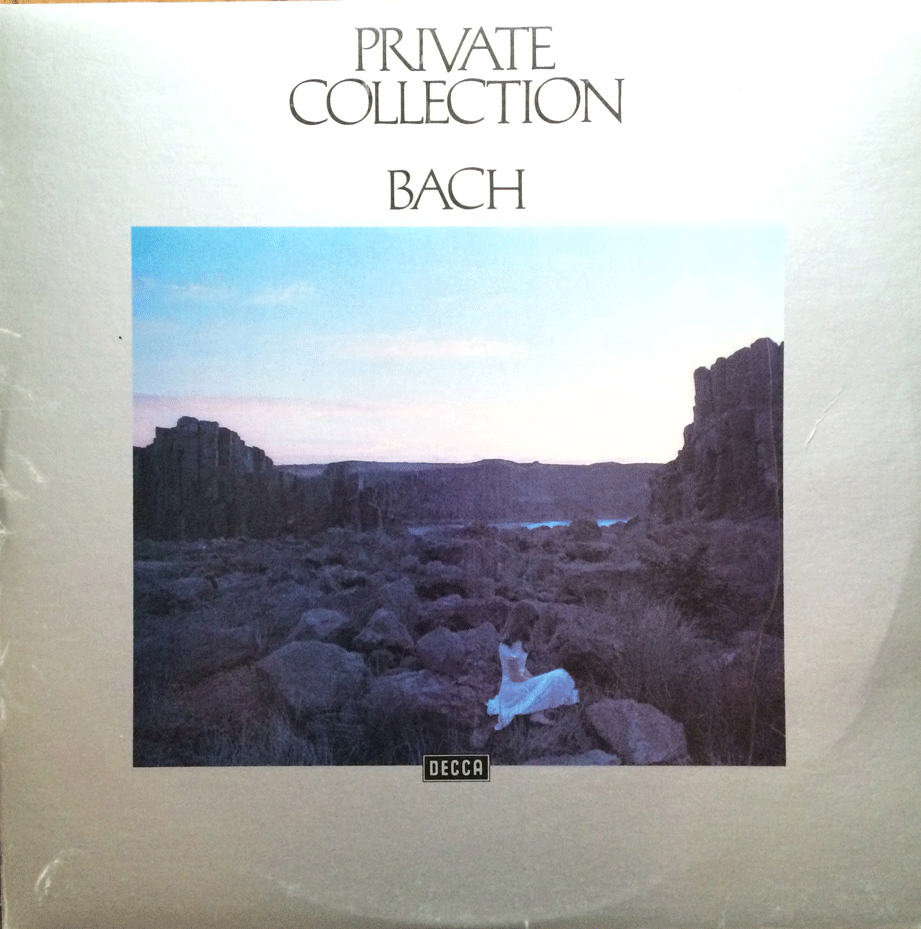 PRIVATE COLLECTION - BACH