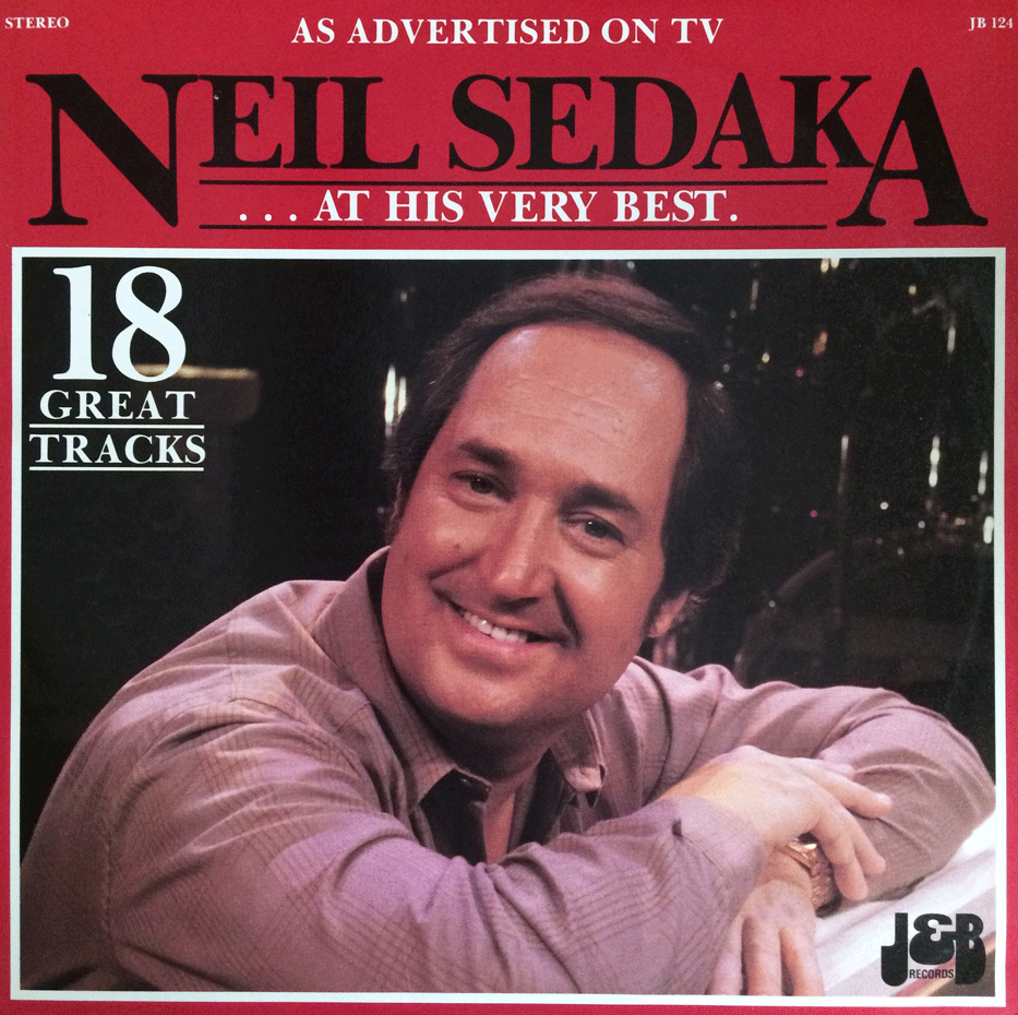 NEIL SEDAKA AT HIS VERY BEST