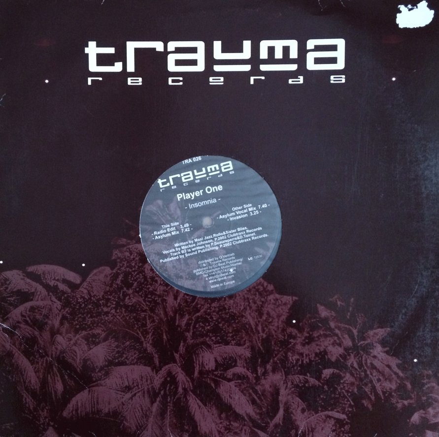 TRAYMA - RECORDS