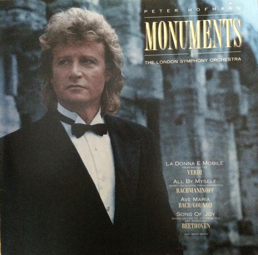 MONUMENTS - PETER HOFMANN