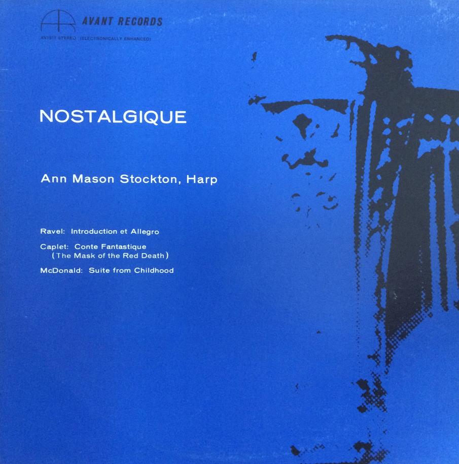 NOSTALGIQUE - ANN MASON STOCKTON