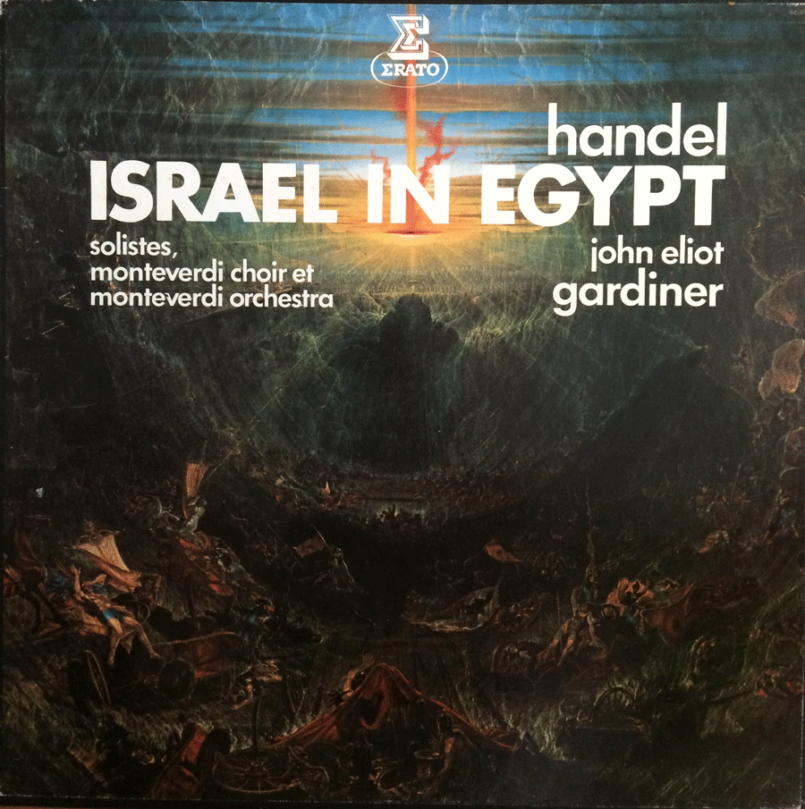ISRAEL IN EGYPT