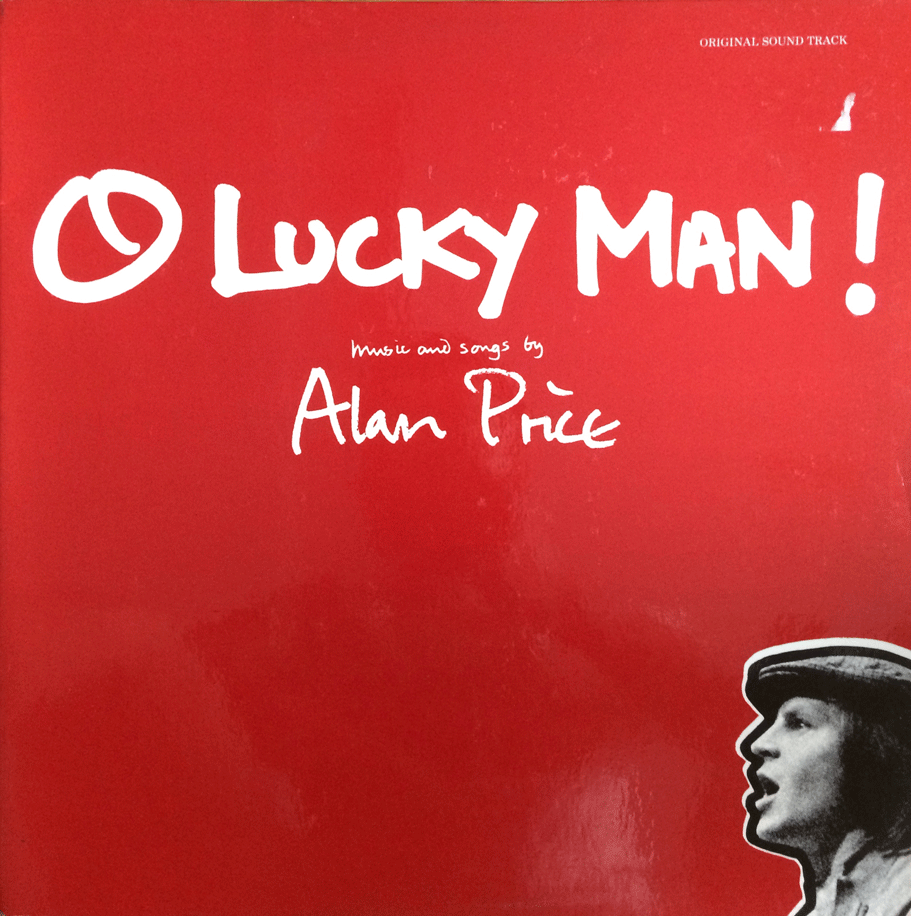 O LUCKY MAN - ALAN PRICE