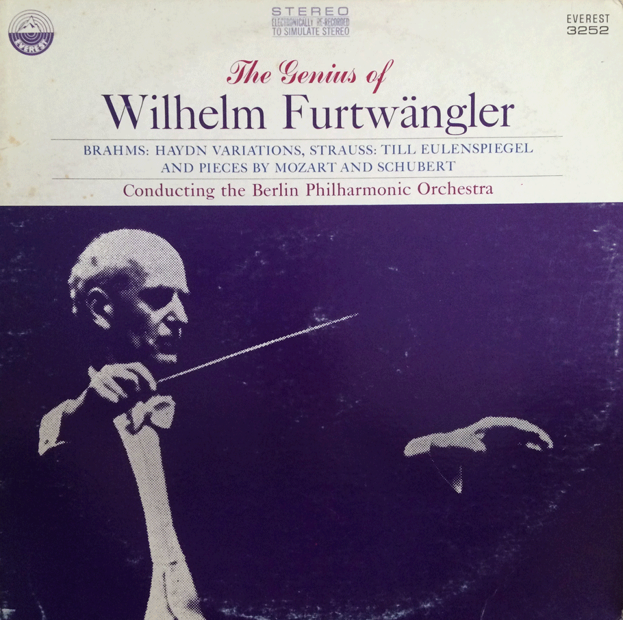THE GENIUS OF WILHELM FURTWANGLER