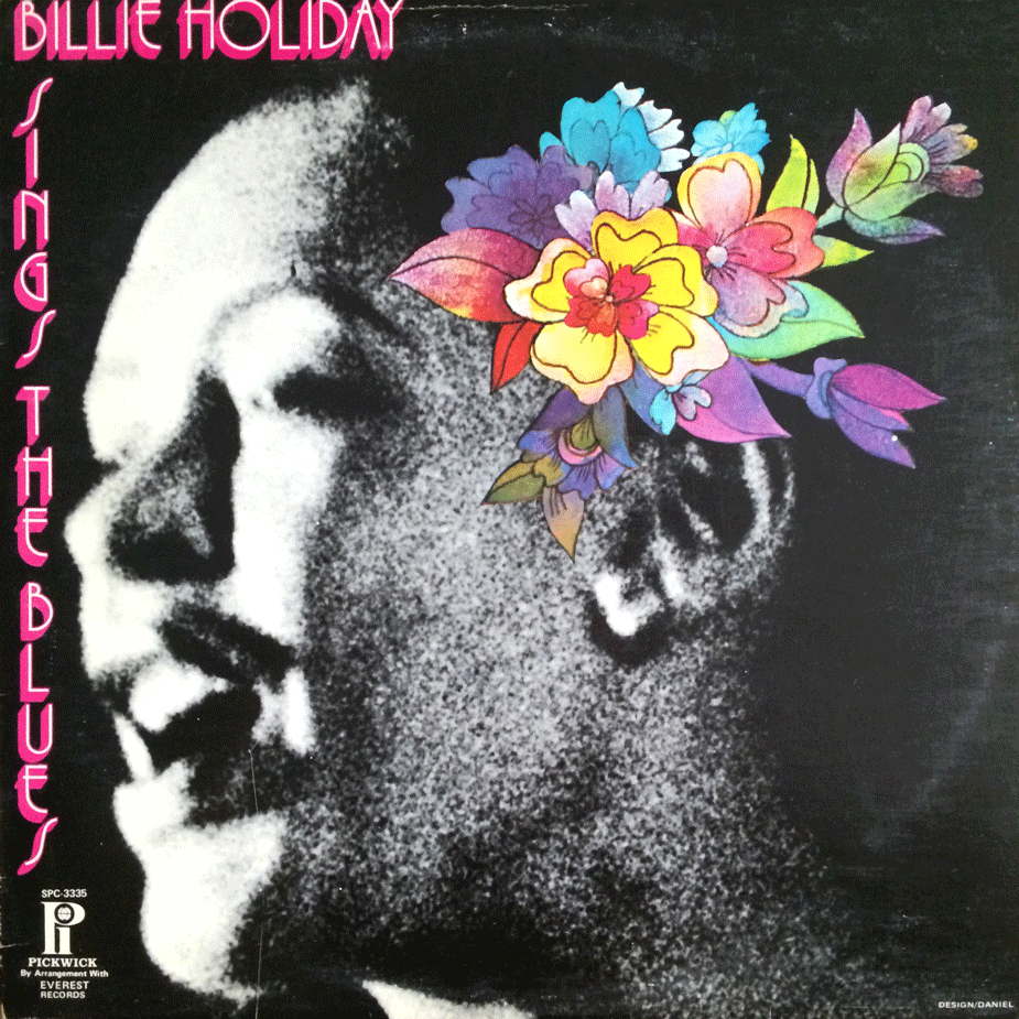 BILLIE HOLIDAY SINGS THE BLUE