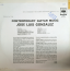 CONTEMPORARY GUITAR MUISC - JOSE LUIS GONZALEZ