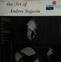 THE ART Ò ANDRÉS SEGOVIA